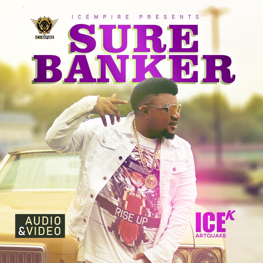 VIDEO: Ice K - Sure Banker