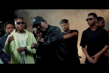 VIDEO: A-Q & Loose Kaynon - Gang Gang ft. Torna