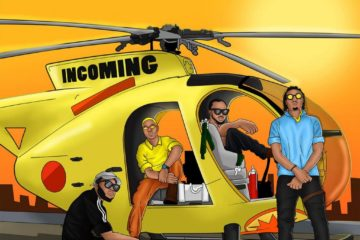 Danagog ft. Zlatan, Dremo & Idowest – Incoming