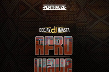 Deejay J Masta Presents: 'Afro Wave' Mixtape