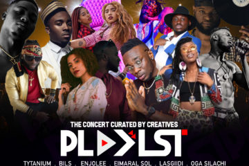 The PLAYLST | A Concert Curated by Creatives | Saturday, March 30 | Houston, TX