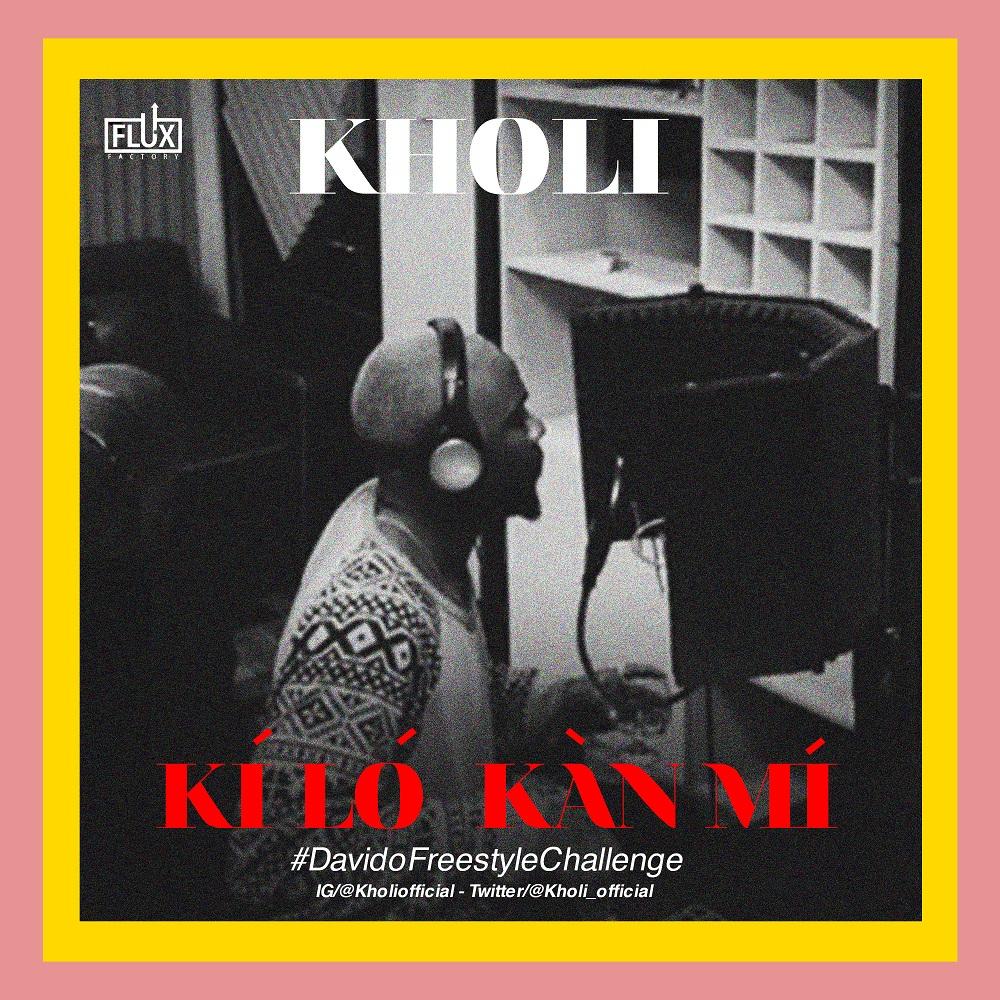 Kholi – Kí Ló Kàn Mí (Prod. GospelOnDeBeatz)