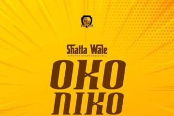 Shatta Wale ft. Natty Lee – Oko Niko