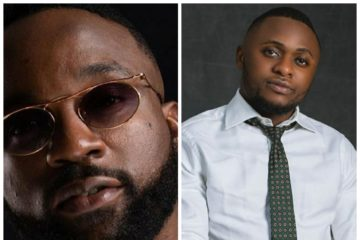 Ubi Franklin Debunks Iyanya's Interview With The Juice, Calls Him A Liar!