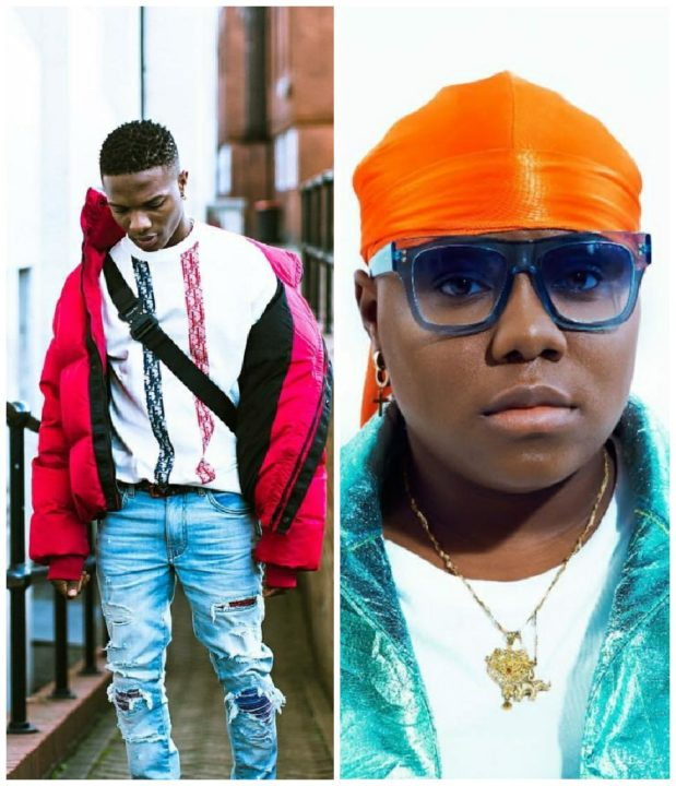 Wizkid Cooking Something???? In The Studio With Teni … You Ready?!????