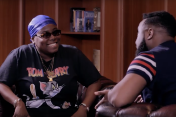 "VIDEO: ""I'm My Sister's Biggest Fan!"" 