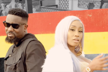 VIDEO: Victoria Kimani ft. Sarkodie – Wash It