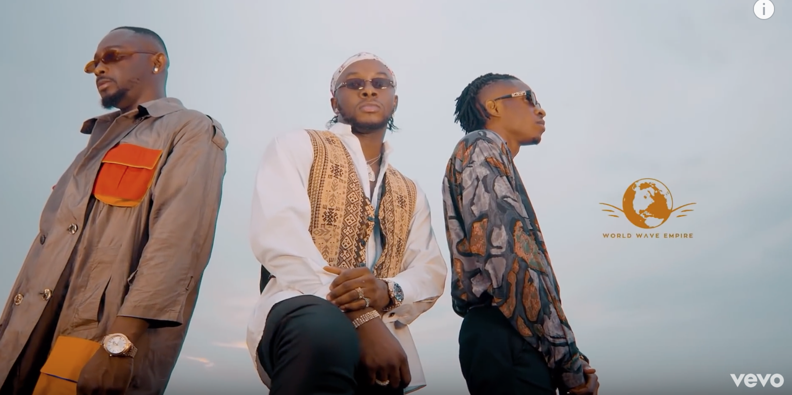 VIDEO: Krizbeatz ft  Sean Tizzle & Ceeboi - Level - Notjustok