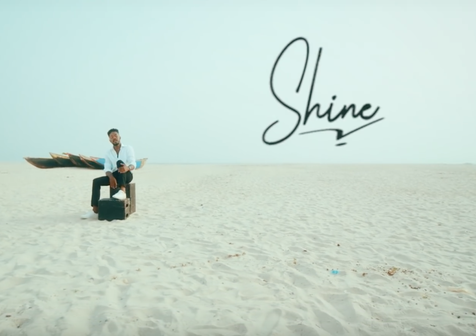 VIDEO: Johnny Drille – Shine