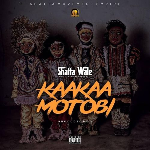 Shatta Wale – Kaakaa Motobi