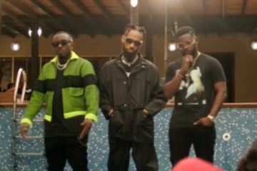 VIDEO: Ice Prince ft. Phyno & Falz – Feel Good