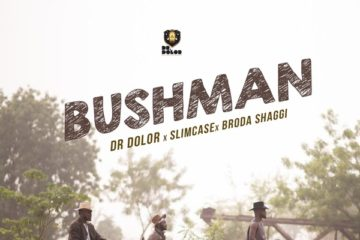 Dr Dolor x Slimcase x Broda Shaggi - Bush Man