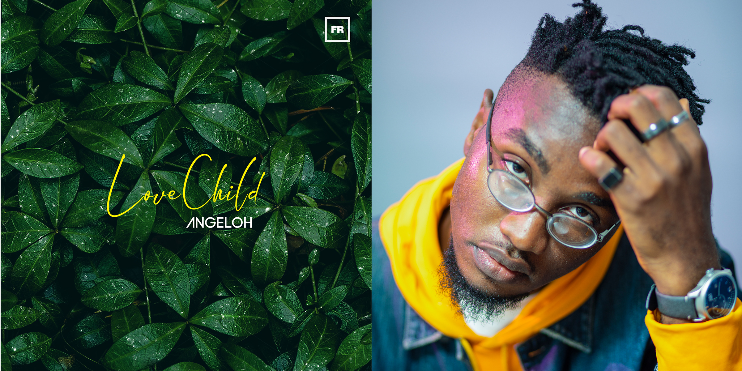 ANGELOH – God Forbid + We Go Dey Ok /Love Child EP OUT NOW!