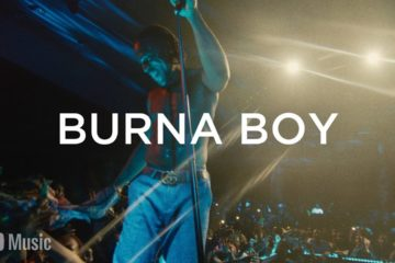 VIDEO: Burna Boy - Artist Spotlight Stories