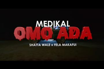 VIDEO: Medikal ft. Shatta Wale & Fella Makafui – Omo Ada (Remix)