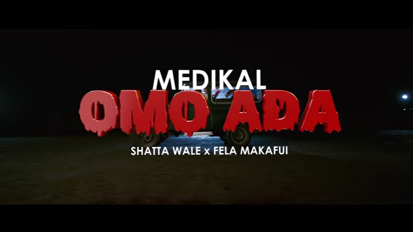 VIDEO: Medikal ft. Shatta Wale & Fella Makafui – Omo Ada (Remix)