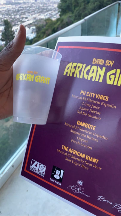 African Giant