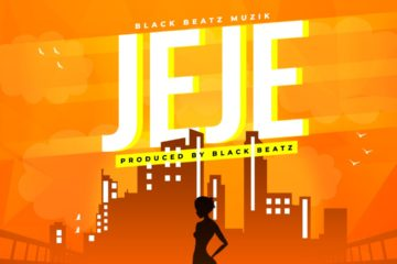 Black Beatz ft. Dammy Krane x DJ Consequence - Jeje