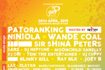 Party With Wande Coal, Patoranking, Teni, Niniola, Sarz, DJ Cuppy At #GidiFest2019 | WIN Tickets