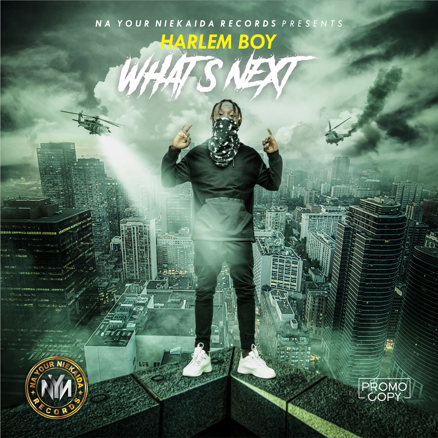 Harlem Boy – What's Next