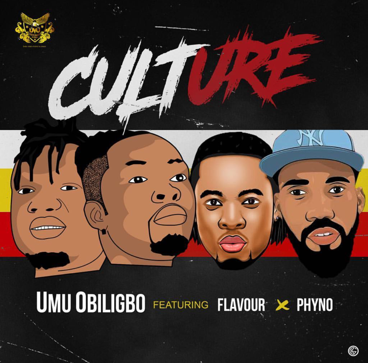 Umu Obiligbo - Culture ft. Phyno & Flavour