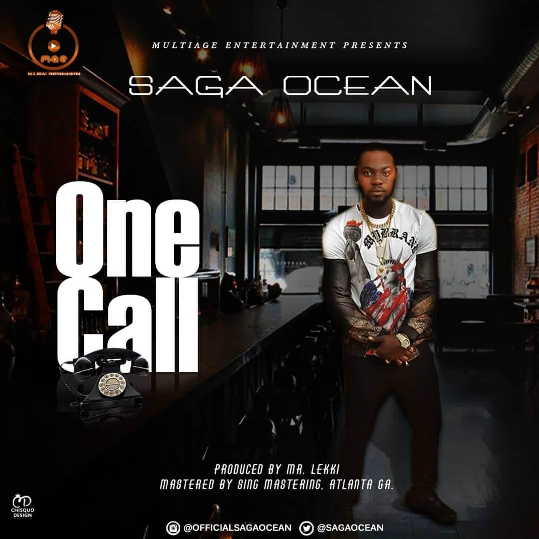 Saga Ocean – One Call (Prod by Mr Lee)