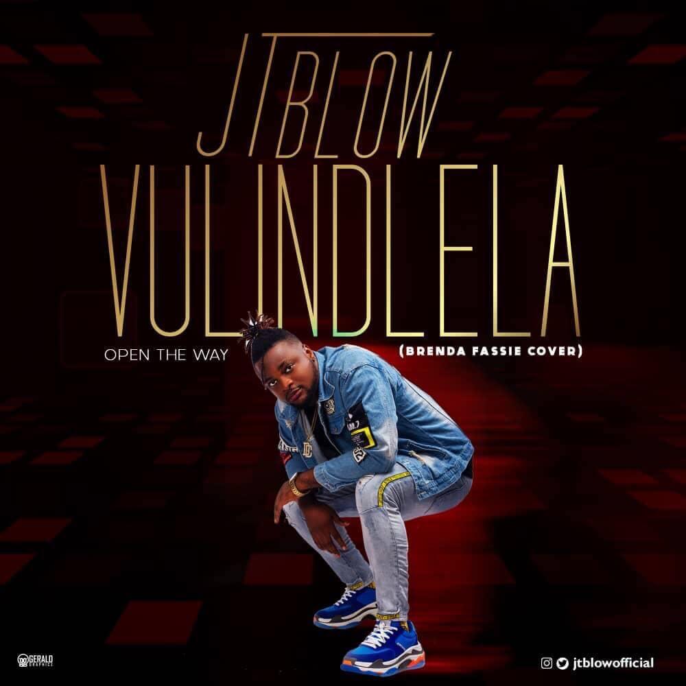 JTBLOW – Open The Way (Vulindela Cover)