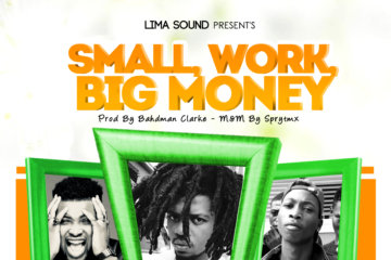 Jhybo ft. Chinko Ekun & Lil Frosh - Small Work, Big Money