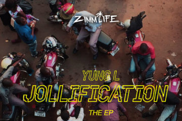 "Yung L - ""Jollification"" EP Is Out Now"