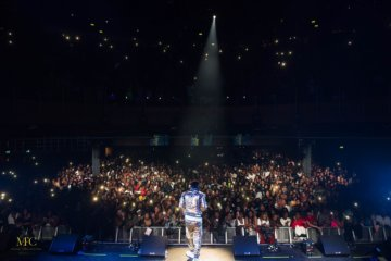 Kizz Daniel Kicks Off World Tour With A Sold-Out Indigo at the O2