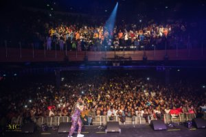 Kizz Daniel NBS Tour Indigo at the O2