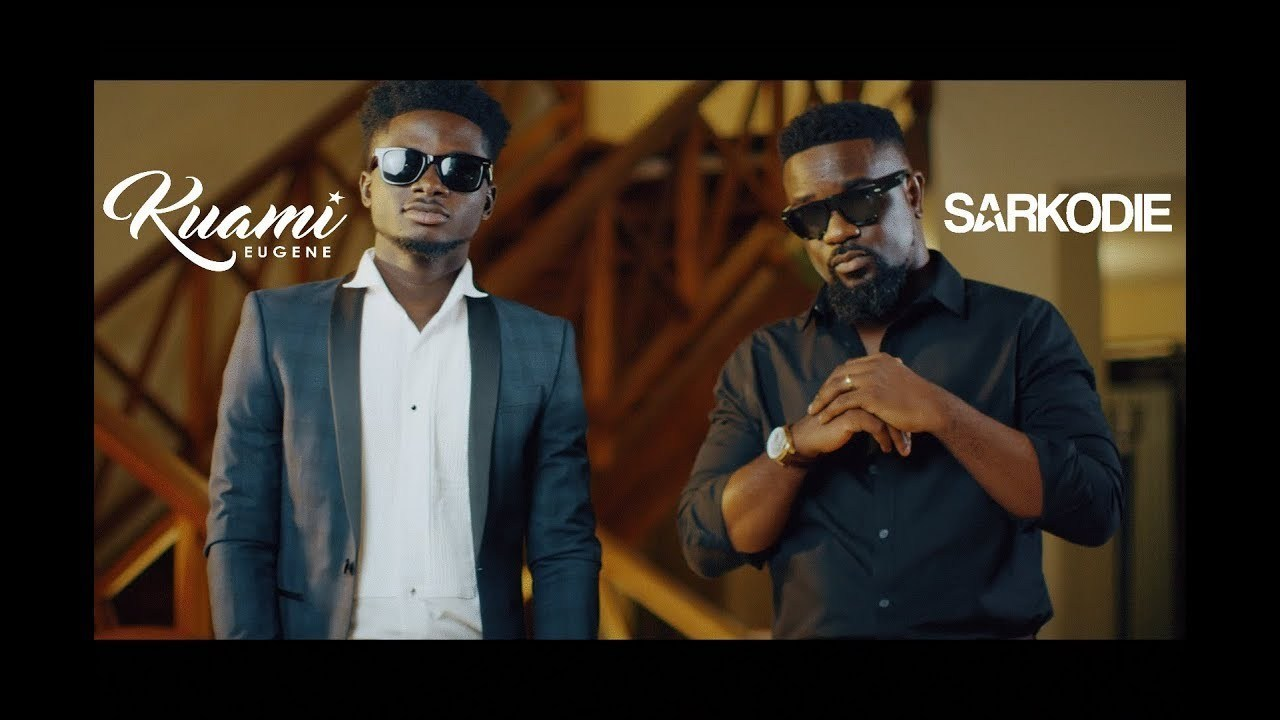 Kuami Eugene - No More ft. Sarkodie (Official Video)