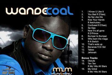 Mushin 2 Mo'Hits Is 10 Years Today; Wande Coal Remains One Of The Greatest Nigerian Musicians Ever
