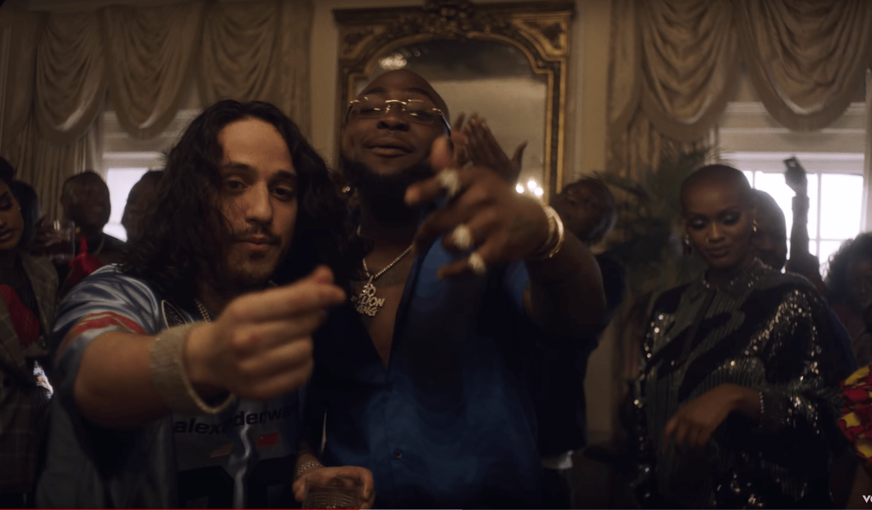 VIDEO: Russ ft. Davido – All I Want