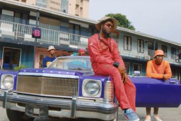 VIDEO: Yung L ft. Reekado Banks - Get Up
