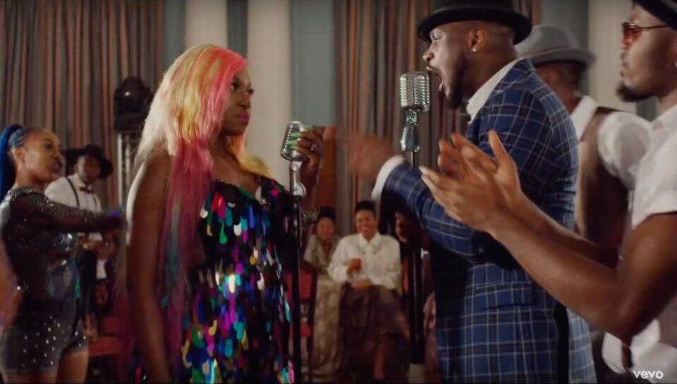 VIDEO: Mr. P ft. Niniola - One More Night