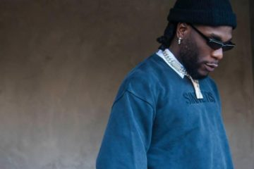Burna Boy goes off social media