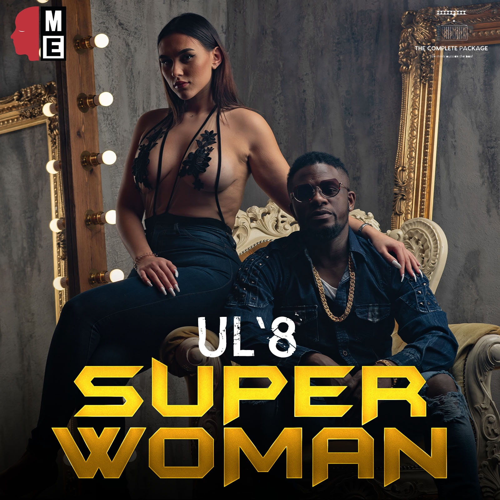 UL'8 – Superwoman