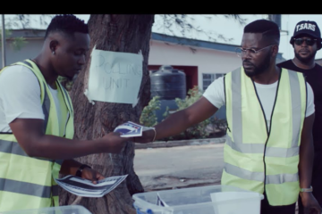 VIDEO: Falz - Hypocrite ft. Demmie Vee