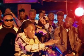 VIDEO: MasterKraft ft. Phyno x Selebobo- La La La