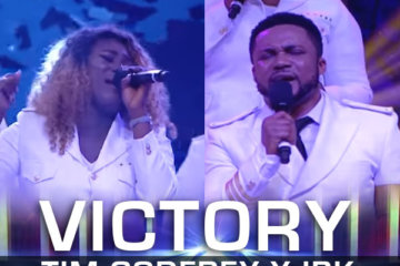 VIDEO: Tim Godfrey – Victory (ft IBK)