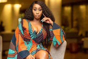 "Reactions Trail Victoria Kimani's Attack On YCEE & Tiwa, Calls Her ""Blackface"""