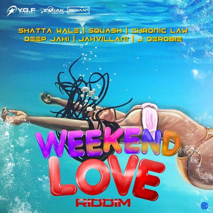Shatta Wale – Weekend Love (Weekend Love Riddim)