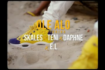 VIDEO: DJ Sly ft. Teni, Skales, Daphne, & E.L – Ole Alo
