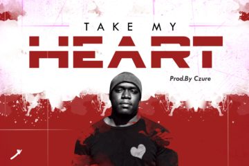 GREAT – Take My Heart ( Prod By Czure)