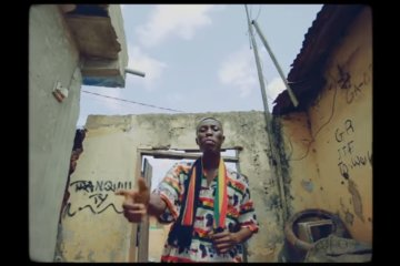 VIDEO: J.Derobie – Irie