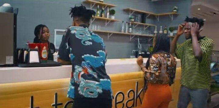VIDEO: Kwesi Arthur - Nobody ft. Mr Eazi