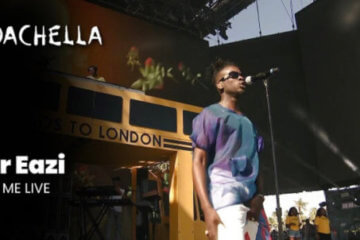Mr Eazi - Let Me Live My Life (Coachella)