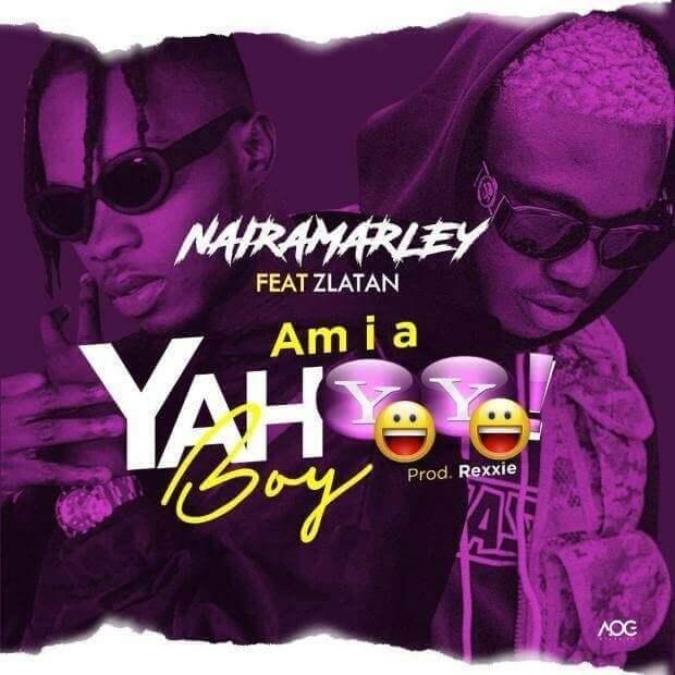 Zlatan x Naira Marley - Am I A Yahoo Boy (Viral Shot)