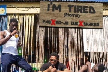 Paq x Ko-Jo Cue & Shaker – I'm Tired (Etormi)